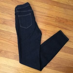 J. Crew Women's Lookout High Rise Skinny Jeans